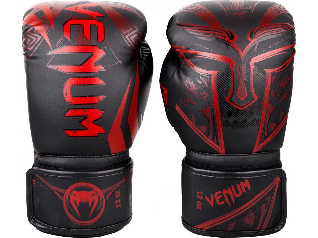 Boxing Gloves Venum Gladiator 3.0 - BLACK/RED