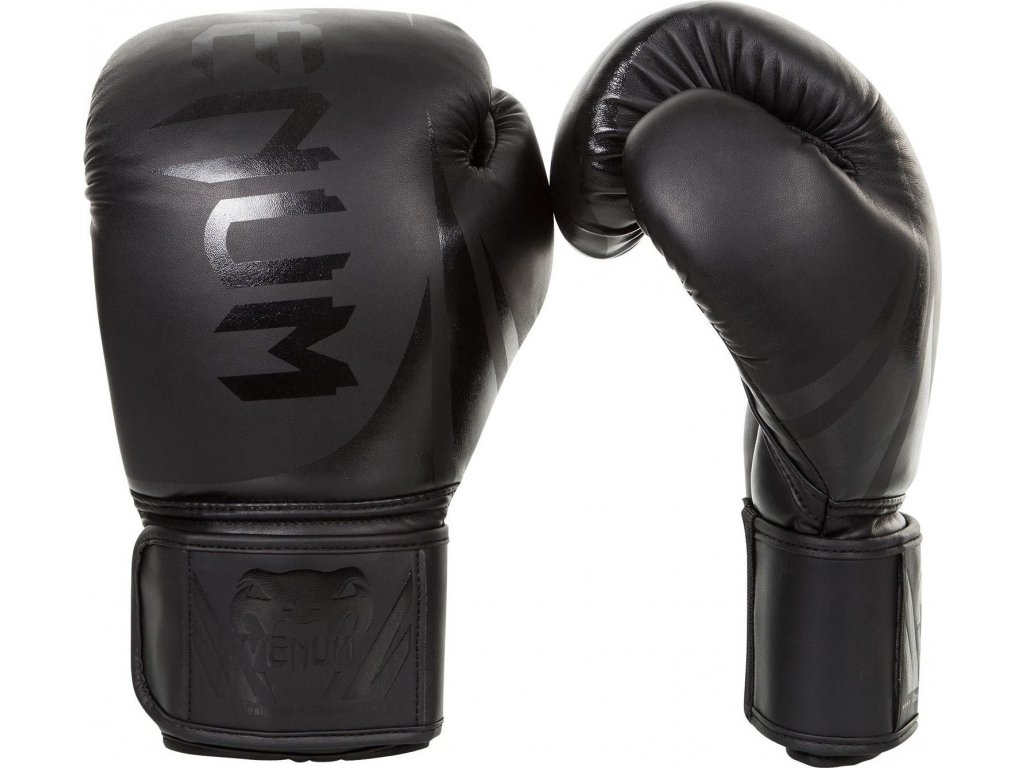 Boxing Gloves Venum Challenger 2.0 - Black/Black