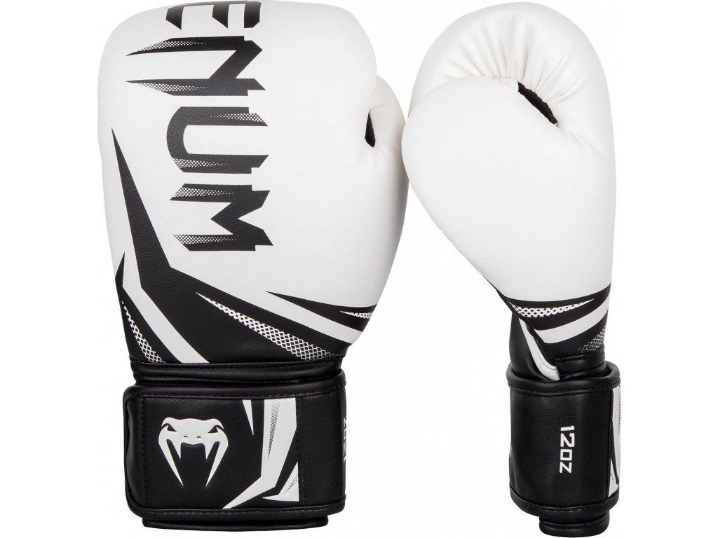 Boxing Gloves Venum Challenger 3.0 - White/Black