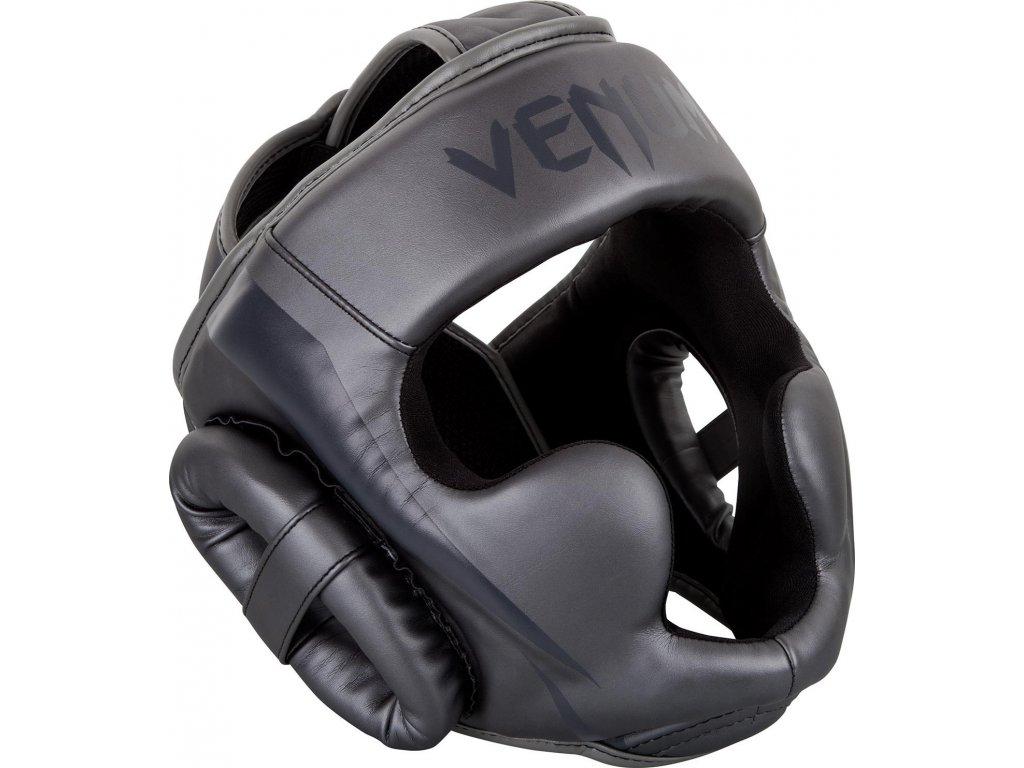 Headgear for box/MMA Venum Elite GREY/GREY