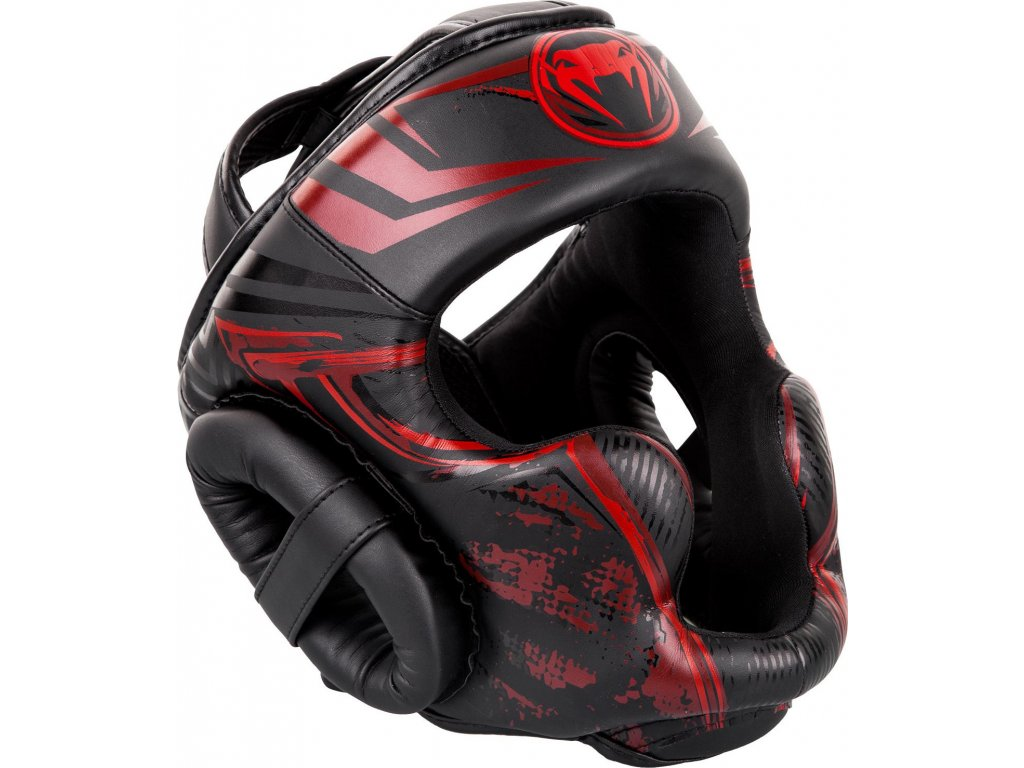 Headgear Venum Gladiator 3.0 BLACK/RED
