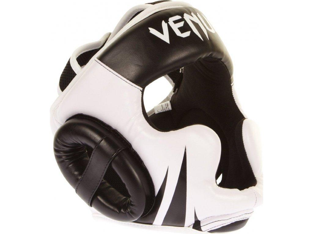 Headgear Venum Challenger 2.0 BLACK/WHITE