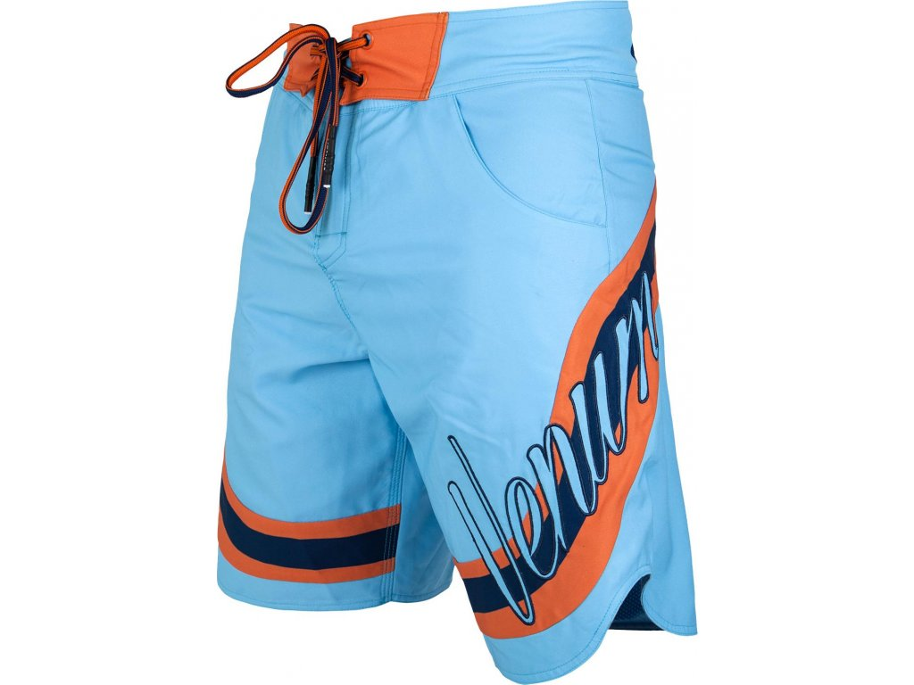 Men's Shorts Venum Cutback ROYAL BLUE/ORANGE