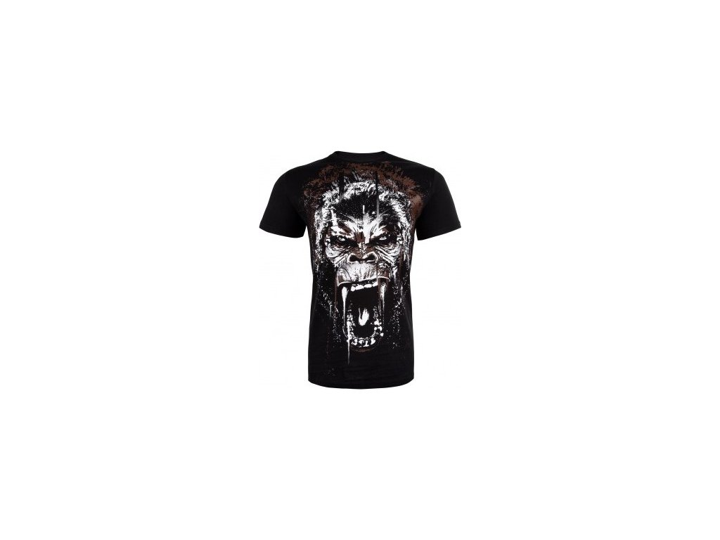 Men's T-shirt Venum Gorilla Black (Size L)
