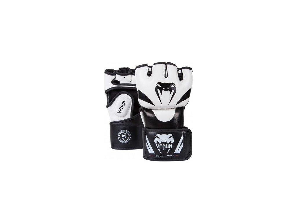 MMA Gloves Venum Attack - BLACK/ICE