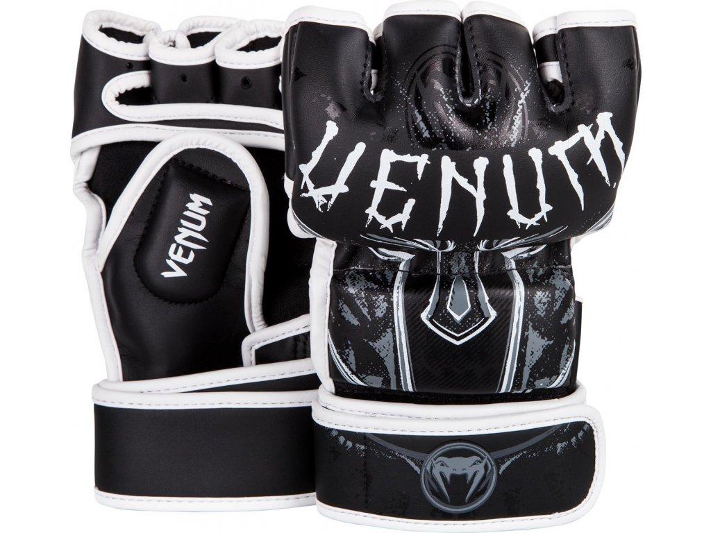 MMA Gloves Venum Gladiator 3.0 BLACK/WHITE