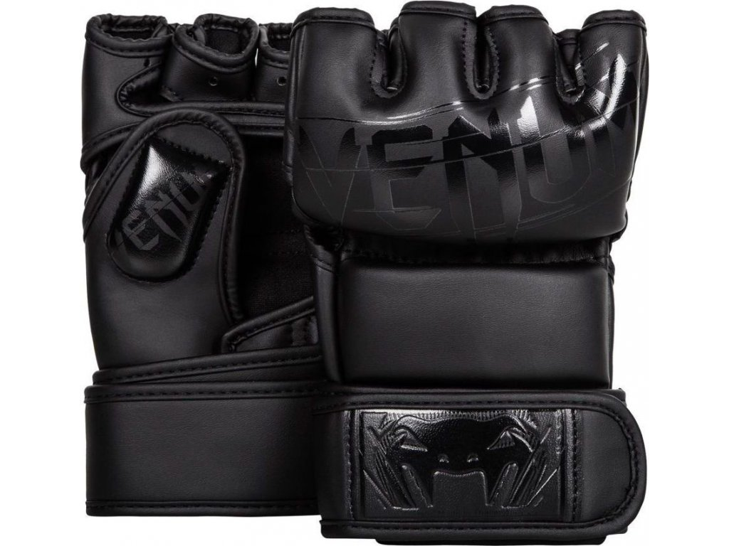 MMA Gloves Venum Undisputed 2.0 BLACK