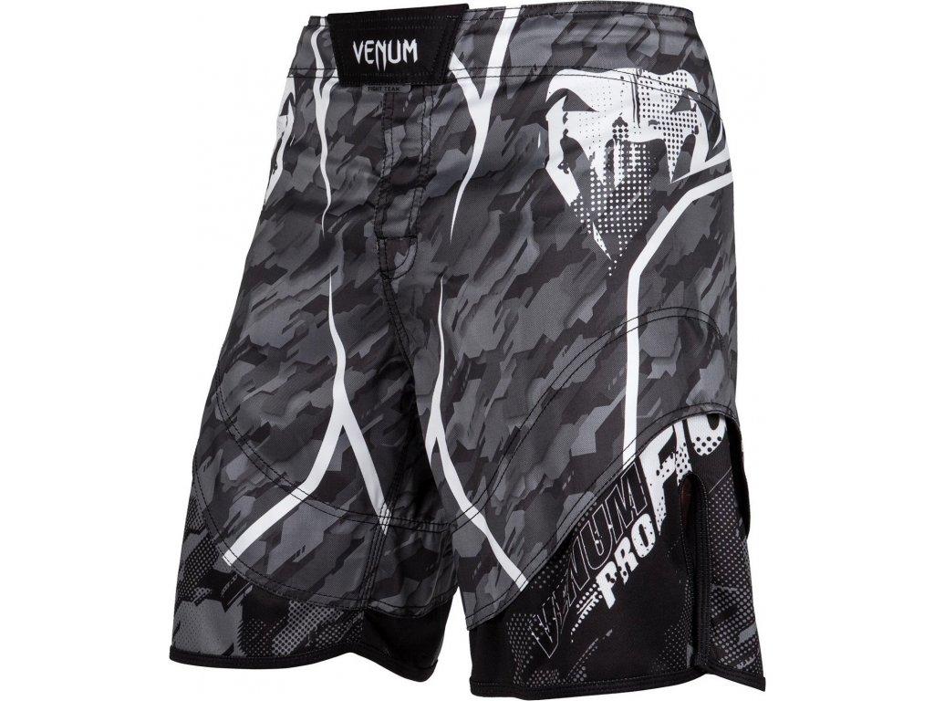 MMA Shorts Venum Tecmo - DARK GREY