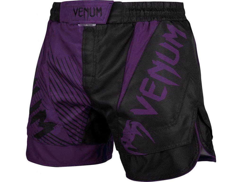 MMA shorts Venum NoGi 2.0 - BLACK/PURPLE