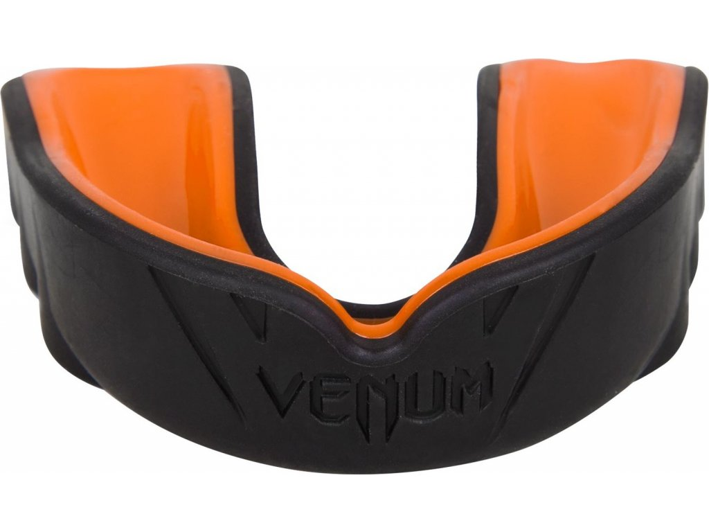 Mouthguard Venum Challenger - BLACK/ORANGE
