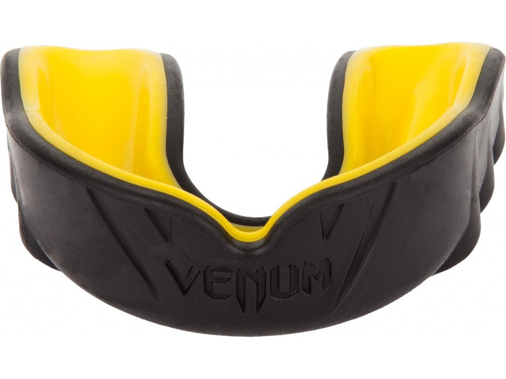 Mouthguard Venum Challenger BLACK/YELLOW