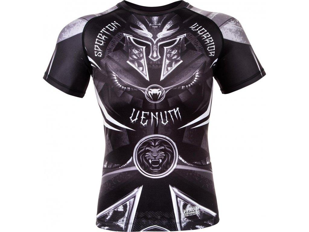 Rashguard Venum Gladiator 3.0 Short Sleeves