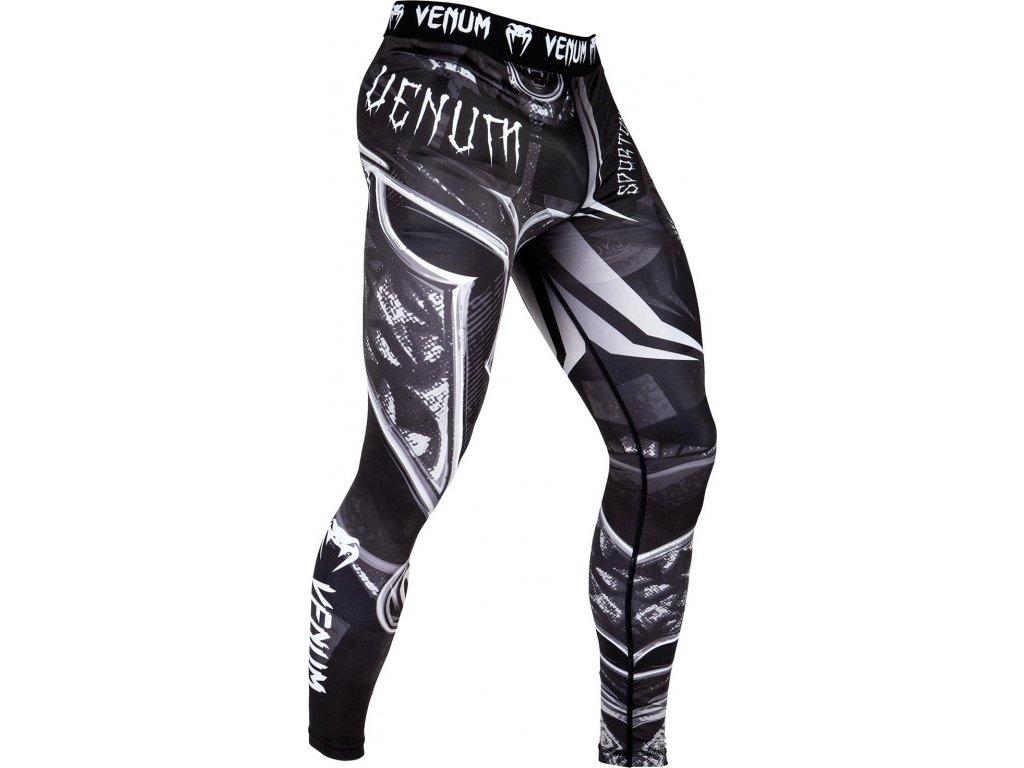 Spats Venum Gladiator 3.0 BLACK/WHITE