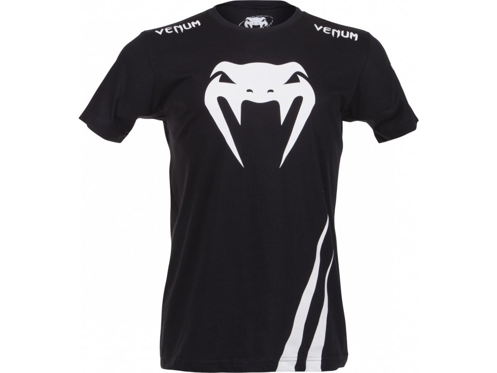 T-shirt Venum Challenger - BLACK/ICE