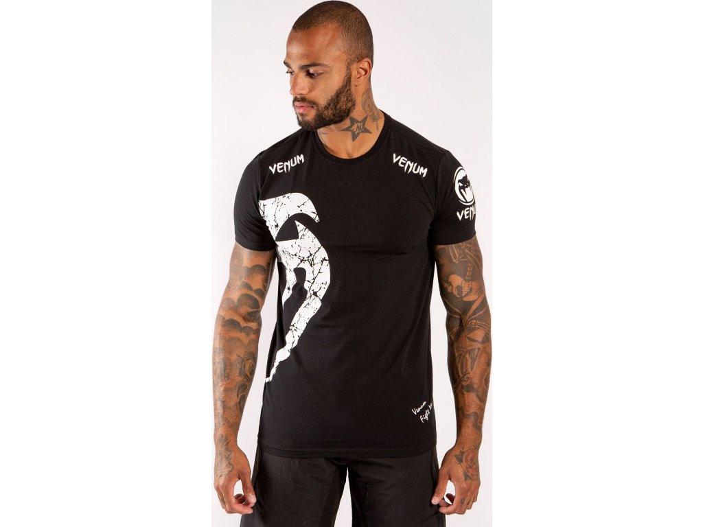 Venum Giant T-shirt BLACK