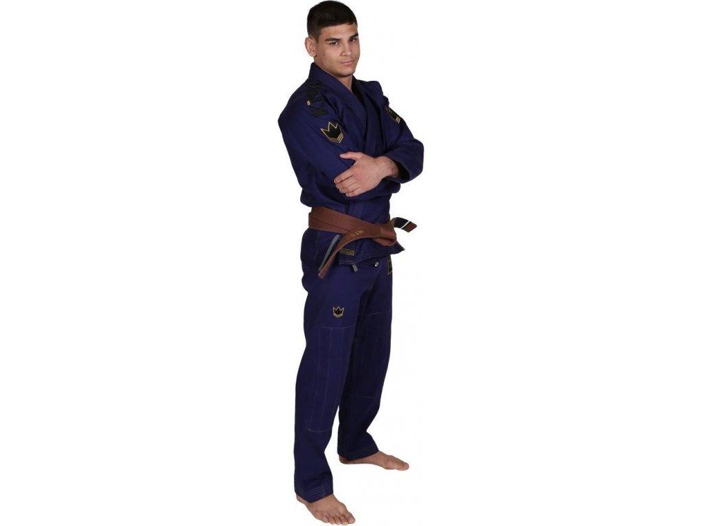 BJJ gi kimono Gi Kingz Comp 450 V5 - NAVY