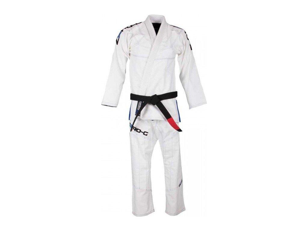 BJJ gi kimono Tatami Fightwear Zero G V4 Advanced WHITE