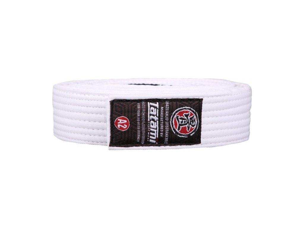BJJ belt Tatami Fightwear - WHITE