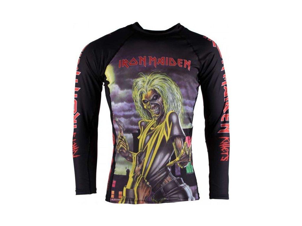 Iron Maiden Killers rashguard - Tatami fightwear