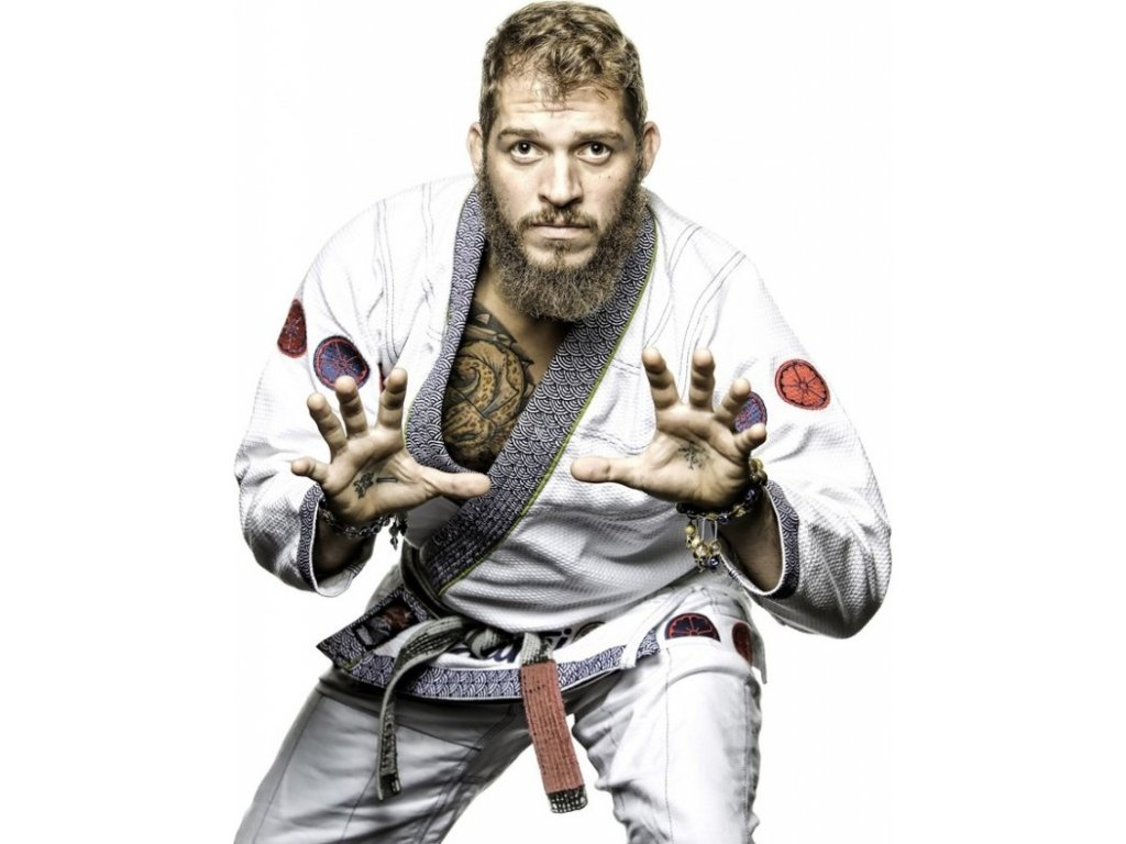 Mike Fowler Signature Gi Tatami fightwear BJJ gi kimono