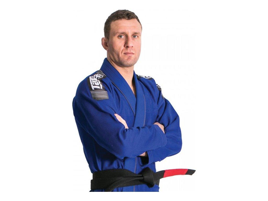 Nova Plus BLUE Tatami fightwear BJJ gi kimono + FREE WHITE BELT