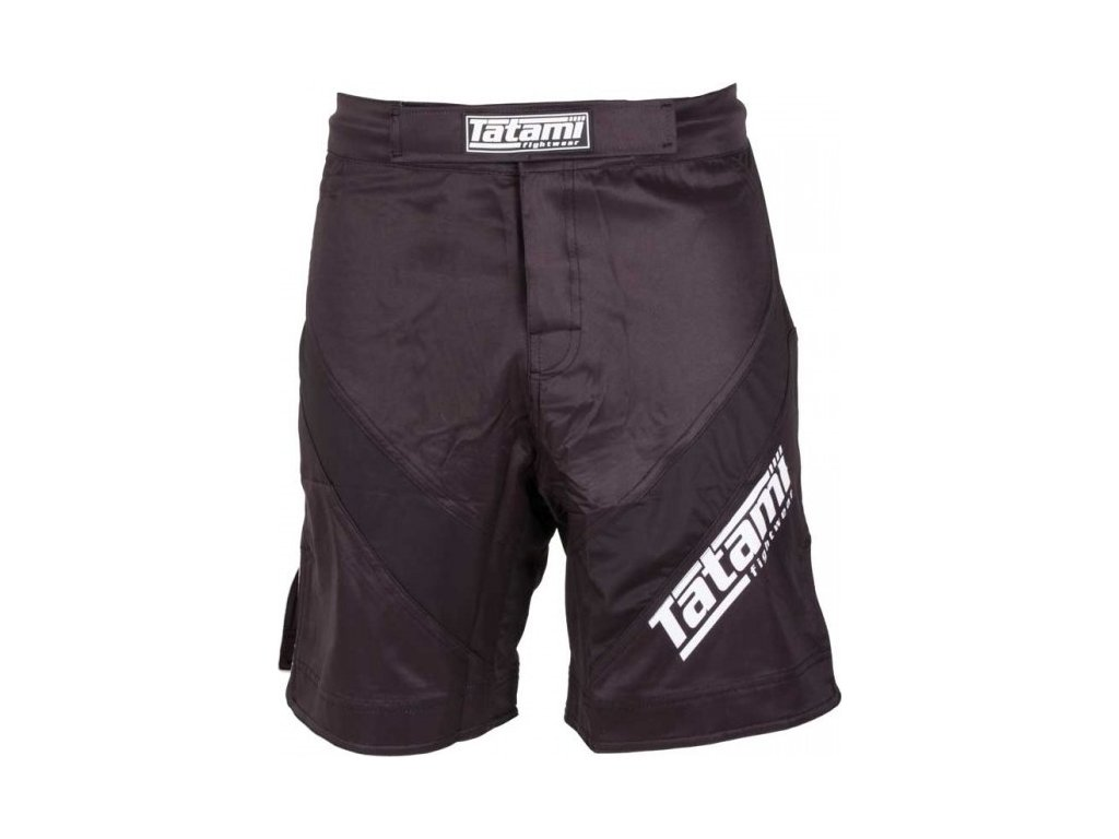 Shorts Tatami DYNAMIC FIT IBJJF BLACK
