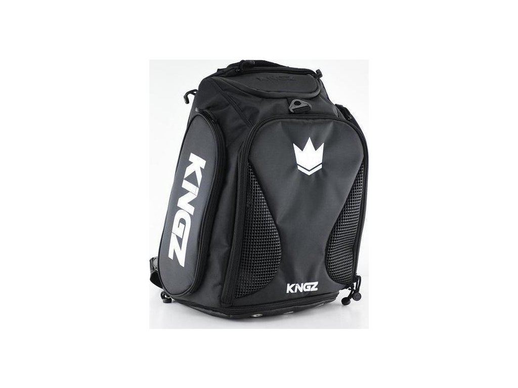 Training Bag/backpack Kingz Convertible 2.0 - BLACK