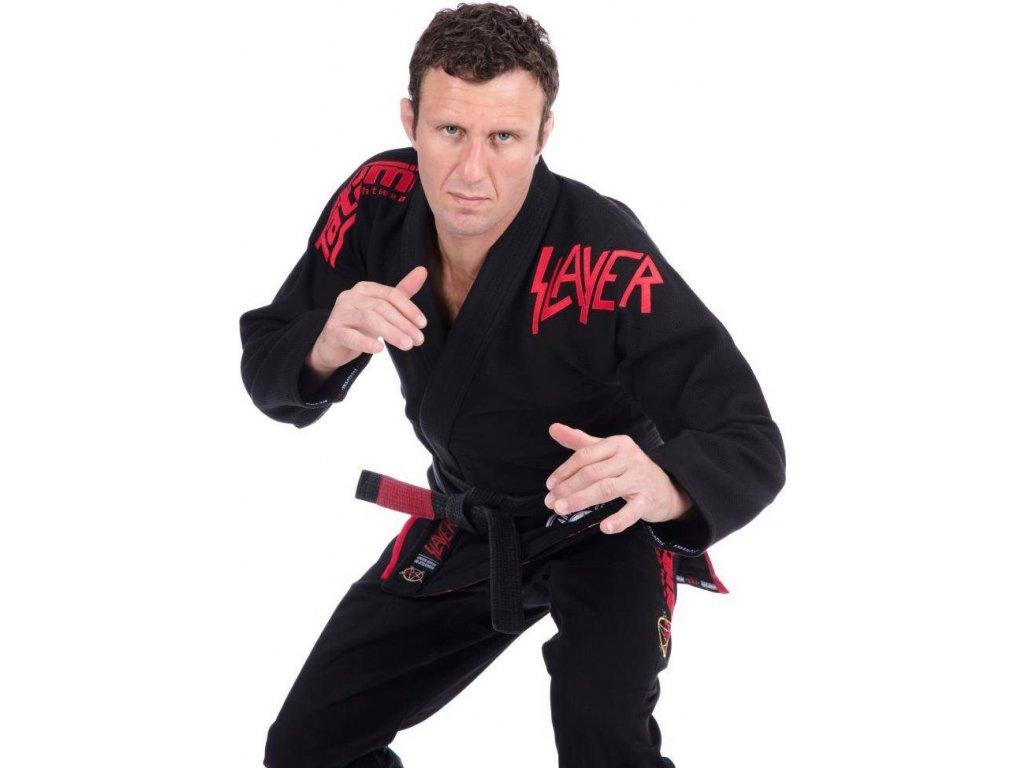 BJJ gi kimono Tatami Fightwear SLAYER Battle