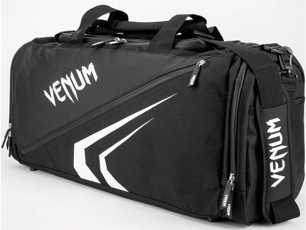 Sports Bag Venum Trainer Lite Evo - Black/White