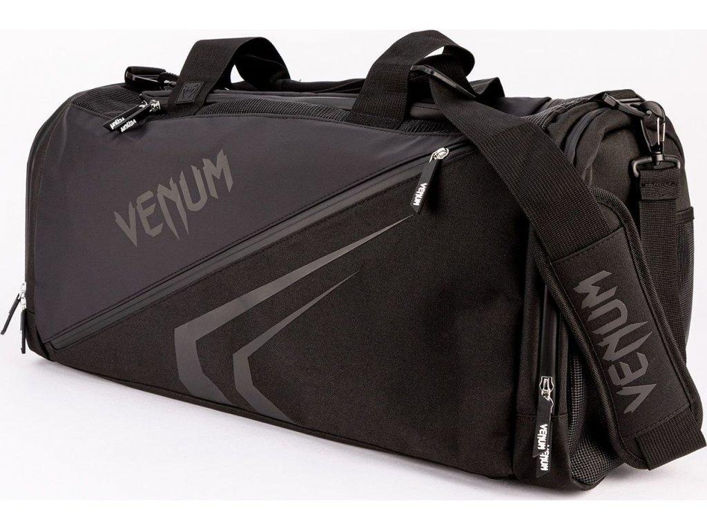 Sports Bag Venum Trainer Lite Evo - Black/Black