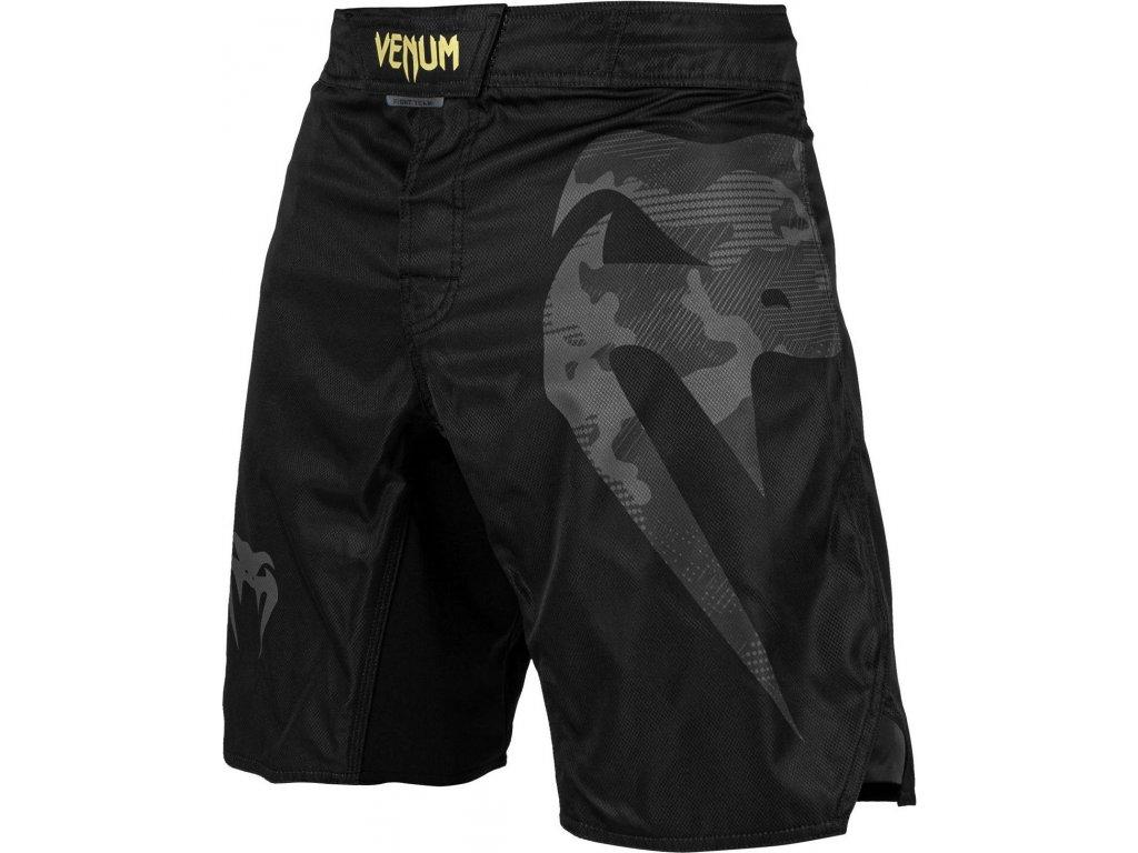 MMA Shorts Venum Light 3.0 - Black/Gold
