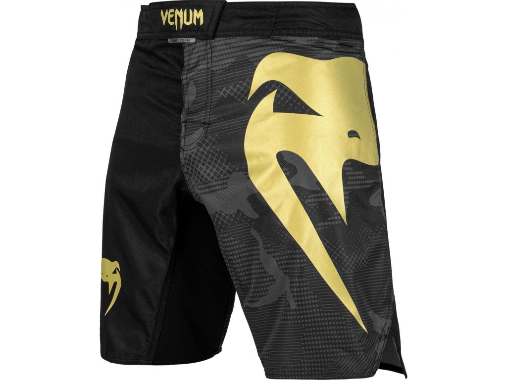 MMA Shorts Venum Light 3.0 - Gold/Black