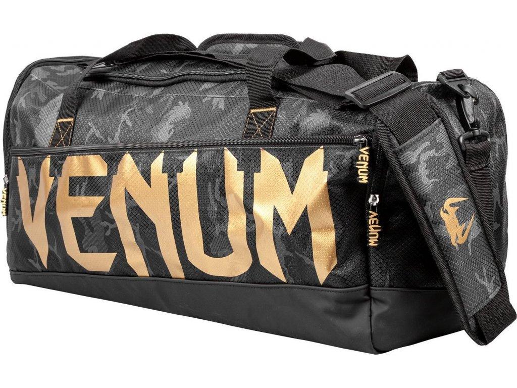 Sports Bag Venum Sparring - Camo/Gold