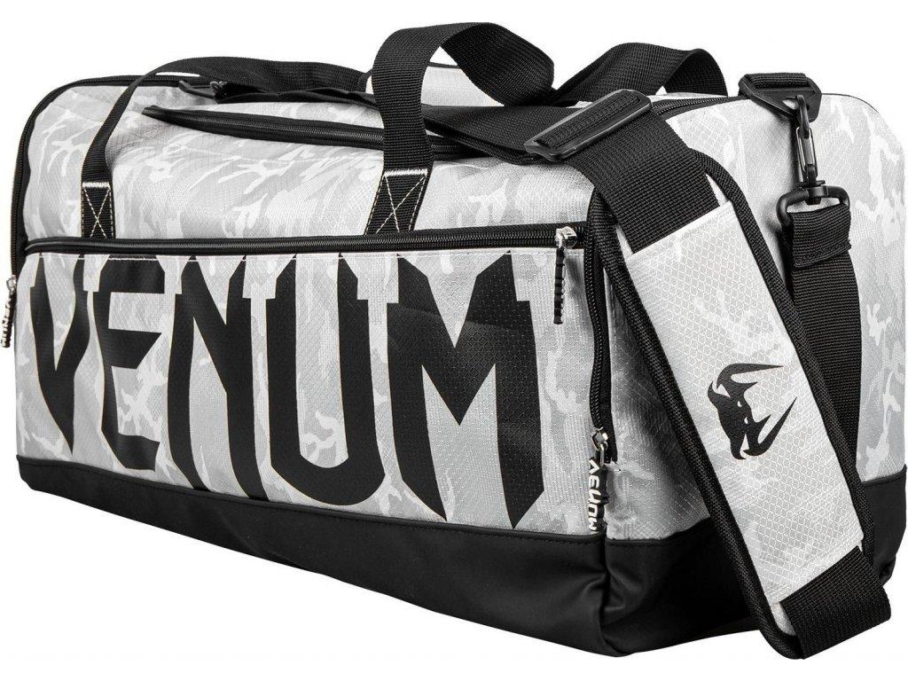 Sports Bag Venum Sparring - White/Camo