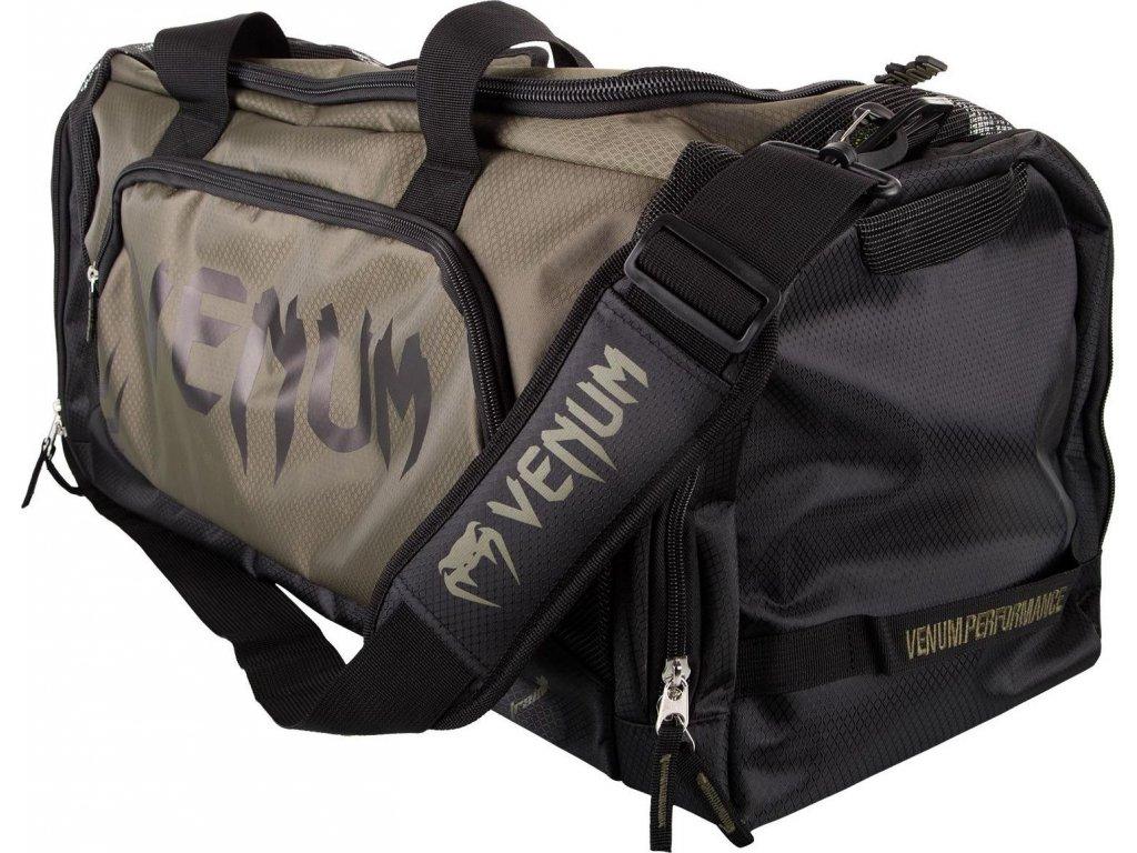 Sports Bag Venum Trainer Lite - Khaki/Black