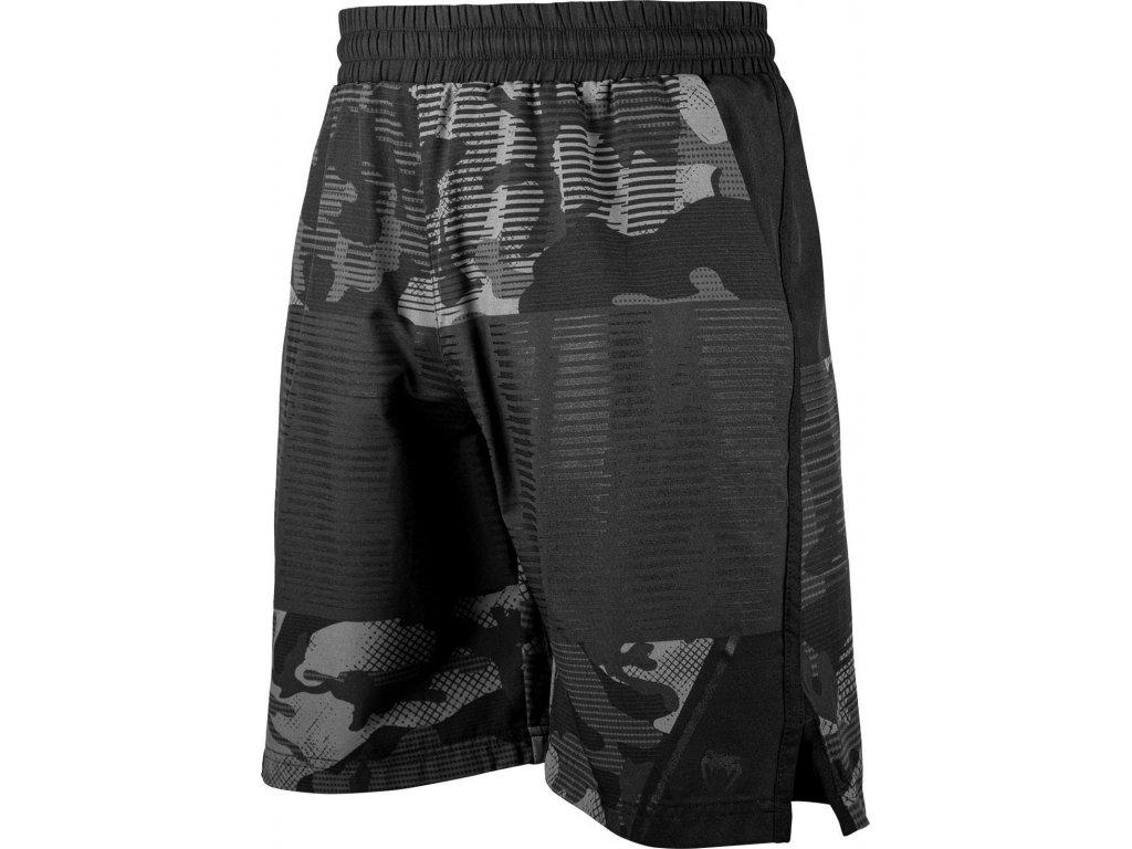Training Shorts Venum Tactical - Urban Camo Black/Black