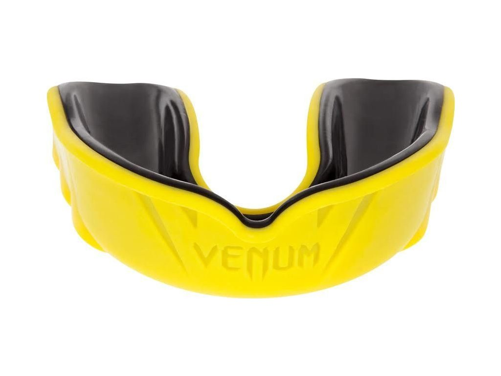 Mouthguard Venum Challenger - Yellow/Black