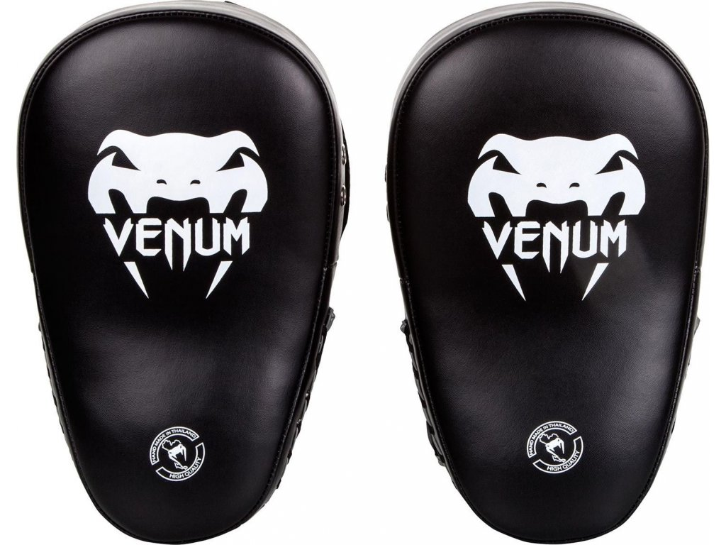 Big Focus Mitts Venum Elite - Black/White