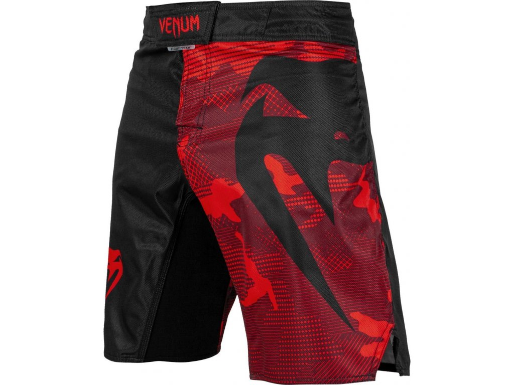 MMA Shorts Venum Light 3.0 - Red/Black