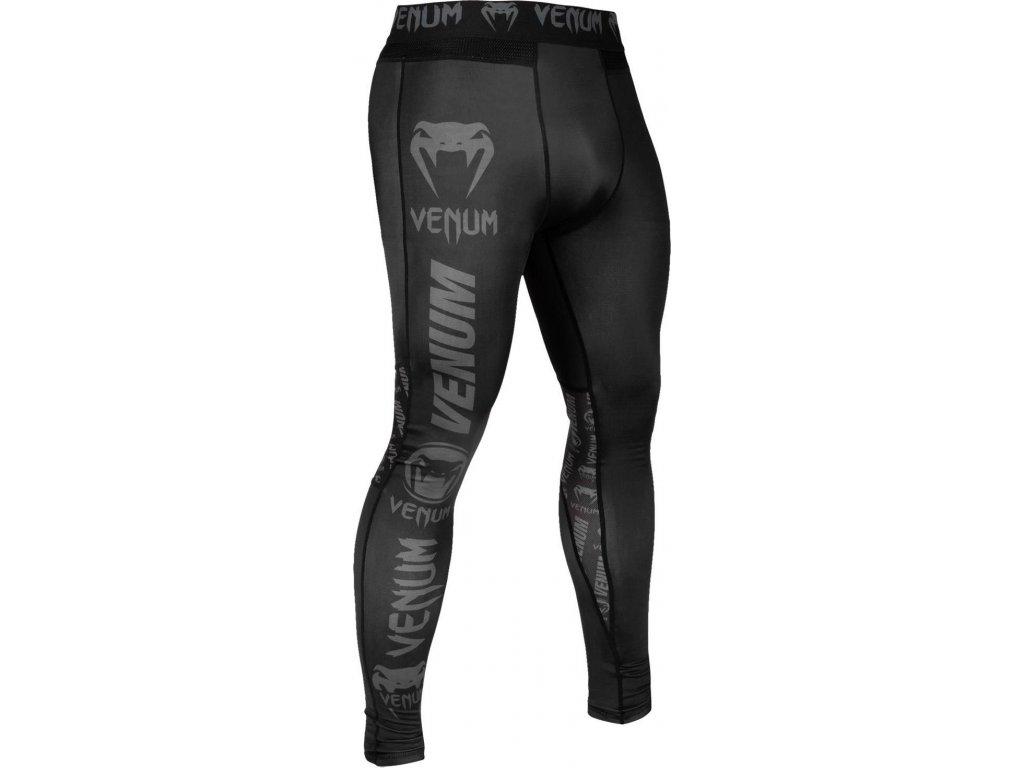 Men's Spats Venum Logos - Black/Black