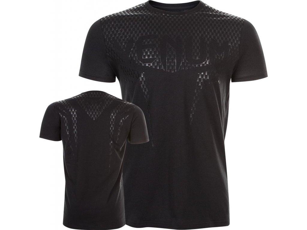 T-Shirt Venum Carbonix - Black