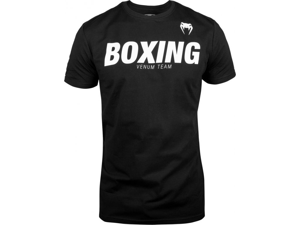 T-Shirt Venum Boxing VT - Black/White