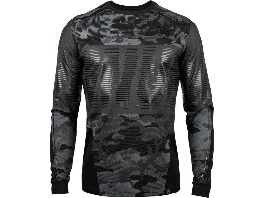 T-Shirt Long Sleeves Venum Tactical - Urban Camo/Black/Black