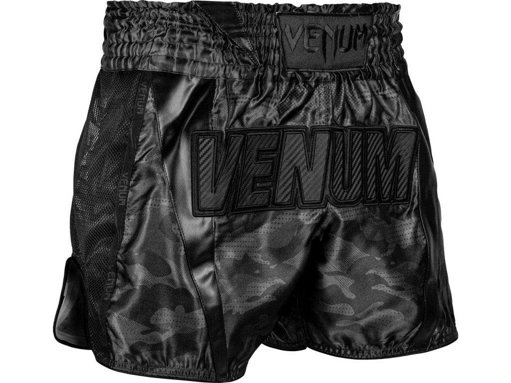 Muay Thai Shorts Venum Full Cam - Urban Camo/Black/Black
