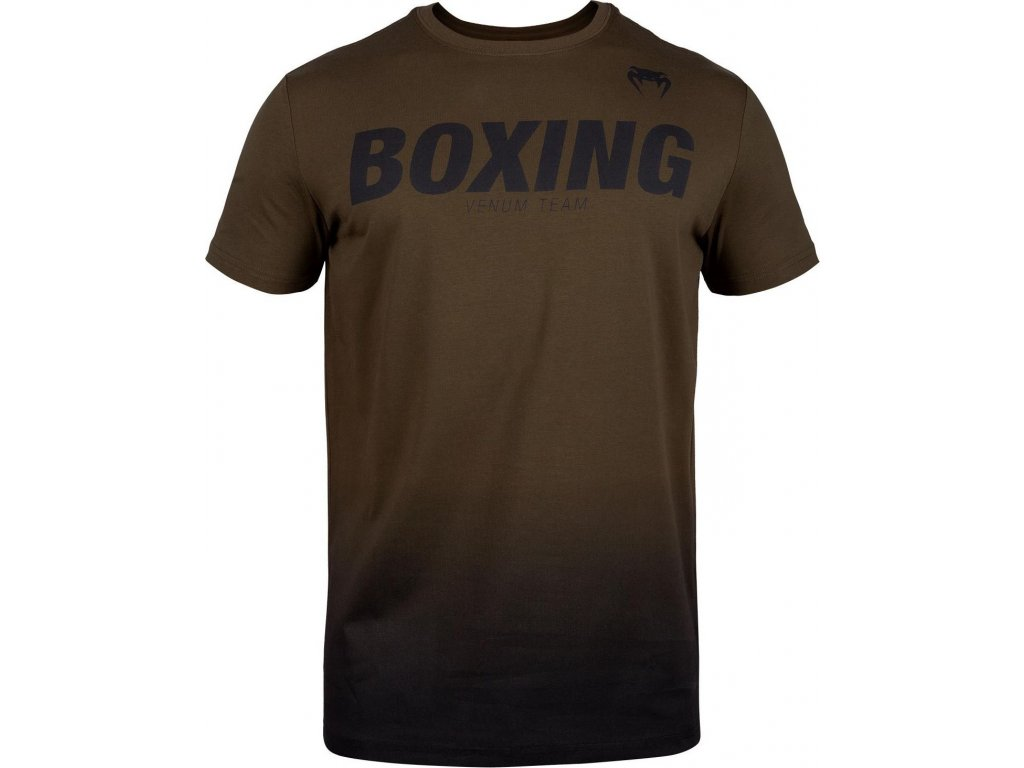 T-Shirt Venum Boxing VT - Khaki/Black