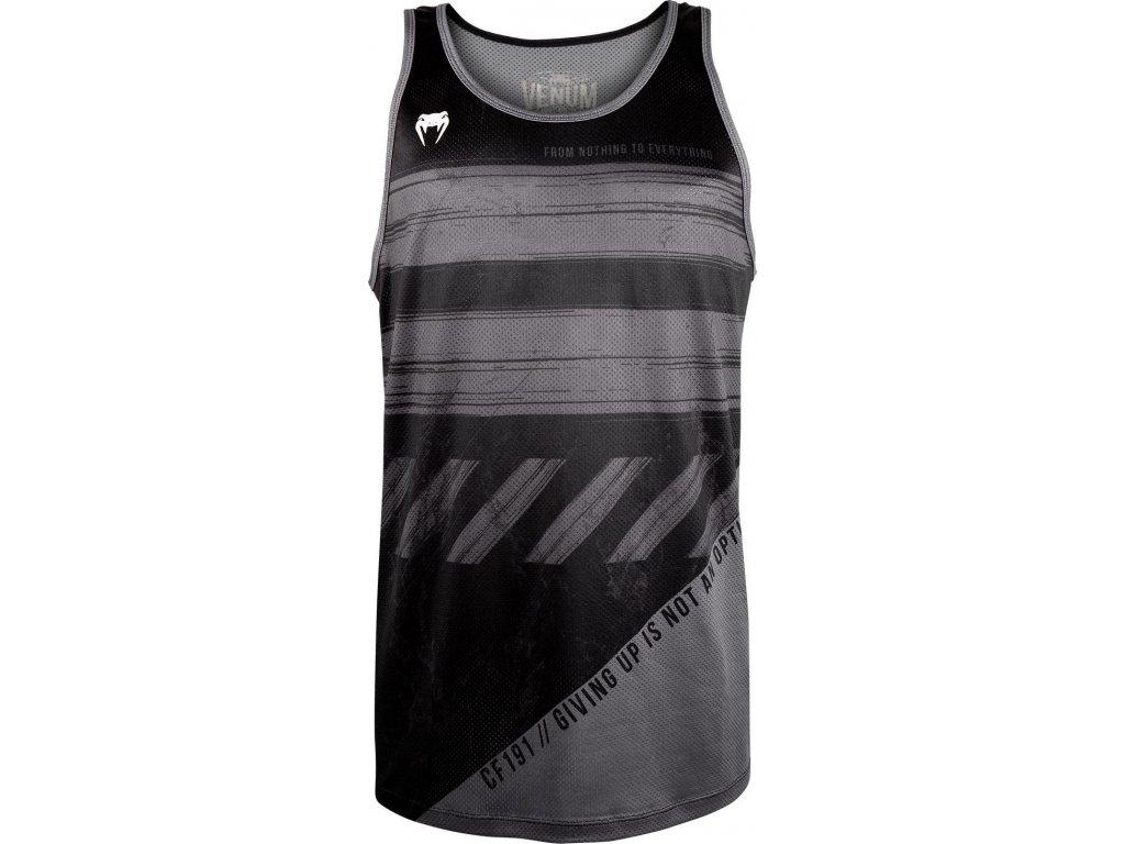 Men's Tank Top Venum Amrap - Black/Grey