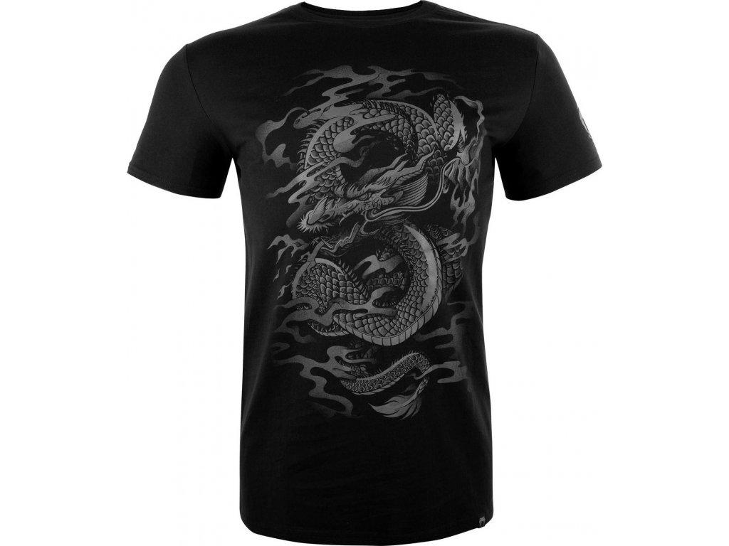T-Shirt Venum Dragon's Flight - Black/Black