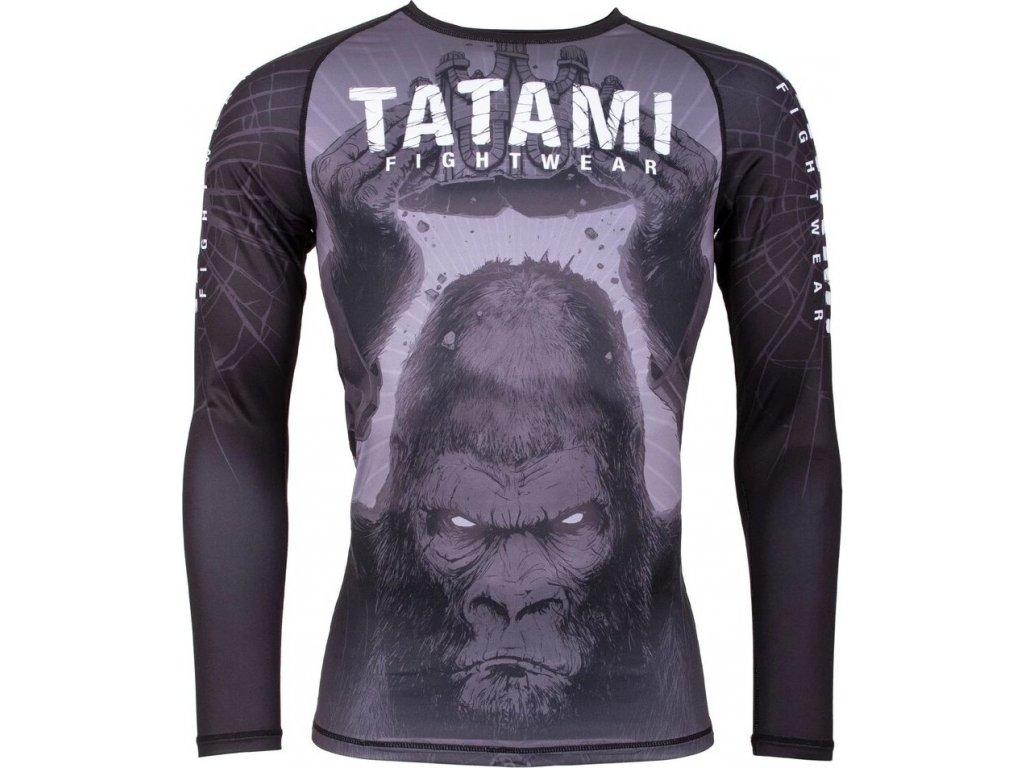 Rashguard Tatami King Kong - Long Sleeve
