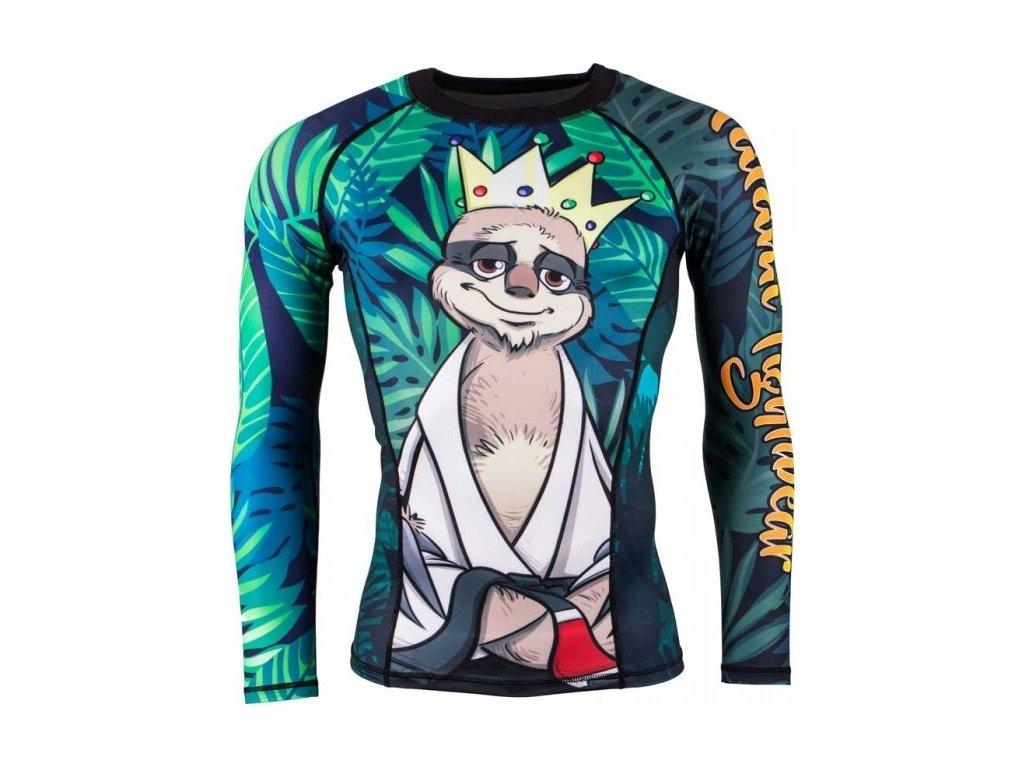Rashguard Tatami King Sloth