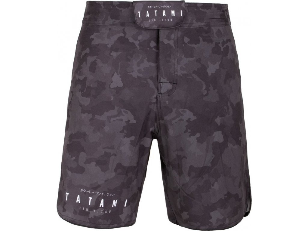MMA no-gi Shorts Tatami Stealth